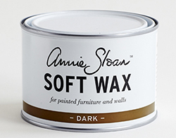 Annie Sloan Soft Wax - DARK